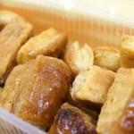 シャトータカマツの大吟醸福来ケーキと琥珀パイラスク[久慈市]